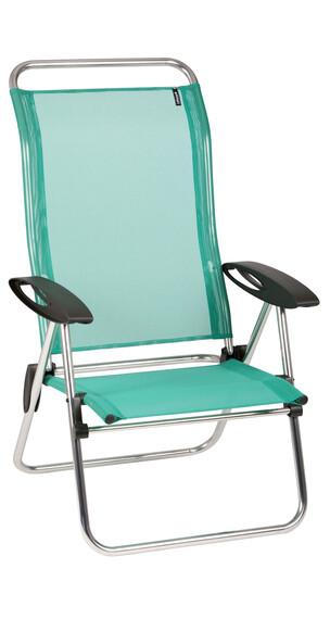Lafuma Mobilier LOW ELIPS Campingstol Sun Glam Batyline turkis